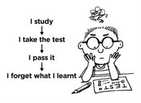 funny-student-test-forgets-everything