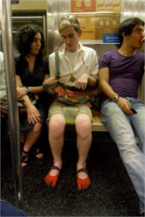 Funny Subway People-15