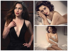 Game of Thrones Hot Actress Emilia Clarke Named Sexiest Woman Alive