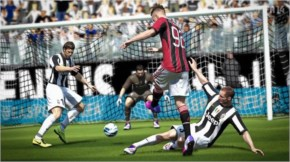 Gaming  fifa 14 embargoed screenshots
