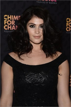 Gemma Arterton at Chime For Change Concert in London