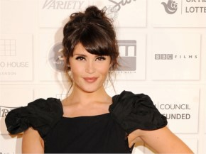 Gemma Arterton attends The British Independent Film Award