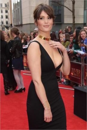 Gemma Arterton hot view