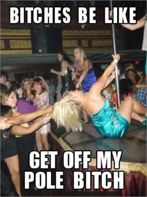 Girls All time Fun Exclusive Pole Dances collection (18 pics)