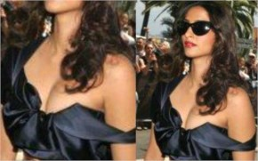 Gorgeous sonam kapoor in black dress looks hot ieee
