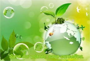 Happy Earth Day - Save our Planet, Save Ourselves