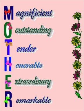 Happy Mothers Day ! - Heart Touching Quotes