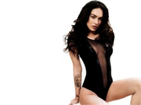Hot Collection Of Megan Fox in Black