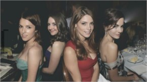 How About A Fivesome?.....Anna Kendrick, Alison Brie, Ashley Greene And Camilla Belle