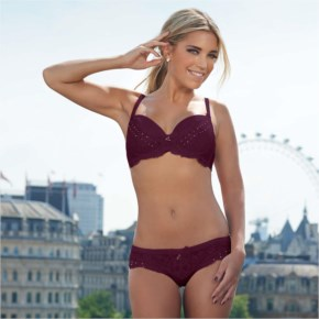 Hunkemoller-Dessous 2014 The Sylvie Collection