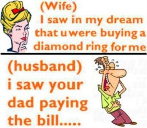 Husband and wife funny jokes 7