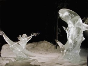 35 Amazing Ice Art Sculptures
