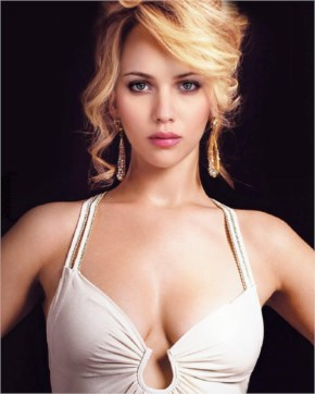If Jennifer Lawrence And Scarlett Johansson Morphed Together