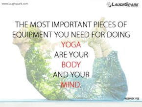 Important Pieces of Equipment You Need | Yoga Day Quotes