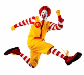 "In Japan, Ronald McDonald is called Donald McDonald due to a lack of a clear ""r"" sound in Japanese."