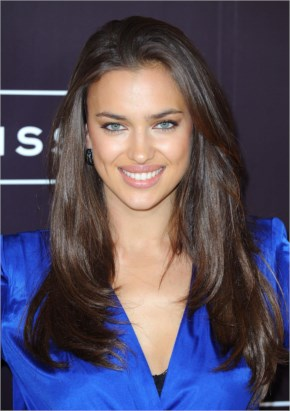 Irina shayk Beautiful smile