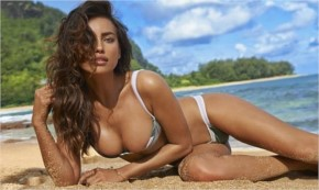 Irina shayk Hot Bikini Photoshoot