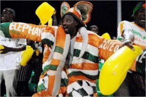 Ivory Coast Soccer World Cup 2014