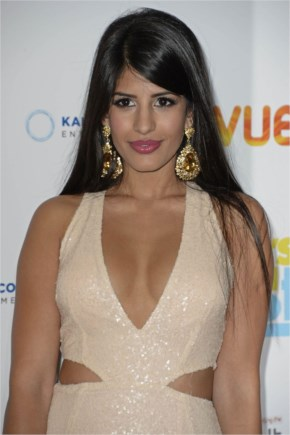 Jasmin Walia At Premiere Of 'It's A Lot' at Vue West End In London