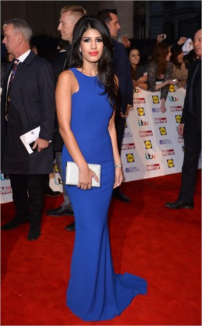 Jasmin Walia attends the Pride of Britain awards