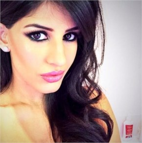 Jasmin Walia Beautiful eyes