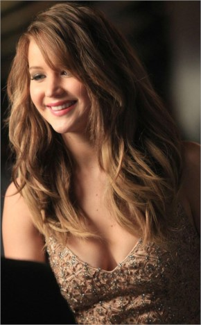 Jennifer lawrence Beautiful Smile