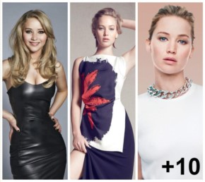 Jennifer lawrence cherish her glow with the Hot Photography(15 photos)