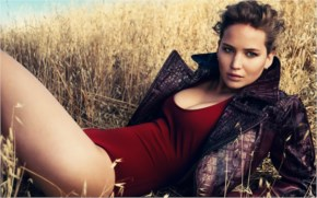 Jennifer Lawrence Hot Arousing Style