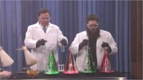 Jimmy Fallon makes a science