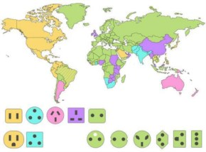 Just A Lil Help If You Are Traveling...World Map With States