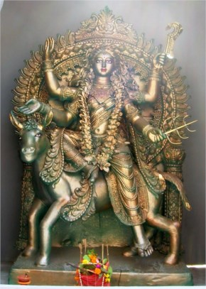 Kaalratri Maa is Worshiped on Seventh Day of Navratri