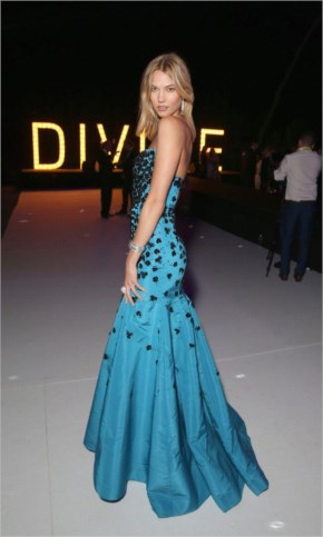 Karlie Kloss Style – De Grisogono Divine In Cannes Dinner Party