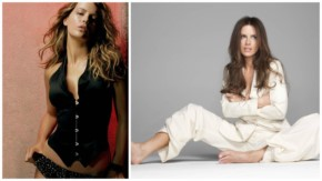 Kate Beckinsale Black and White Pictures