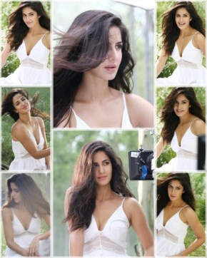 Katrina Kaif Bold and Beauty with her stunning hairstyles