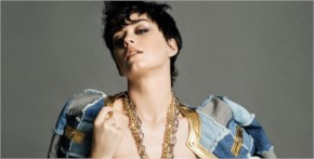 Katy Perry Shares Moschino Photoshoot on Instagram