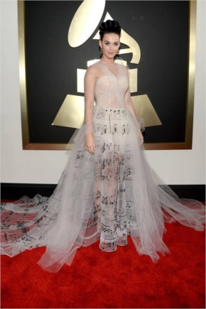Katy Perry Valentino Couture