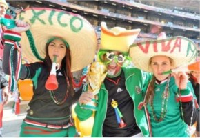 Kickabout need your help to spot funny moments during Soccer world cup fans funny in costumes