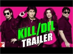 Kill Dil Official Movie Trailer 2014 - Ranveer Singh | Ali Zafar | Parineeti Chopra | Govinda