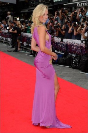 Kimberley Garner – 'The Expendables 3′ Premiere in London