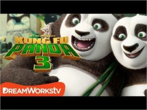 Kung Fu Panda 3 Movie Official Trailer | Angelina Jolie | Jack Black | Bryan Cranston | Jackie Chan