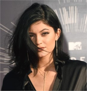 kylie jenner in mtv music awards 2014