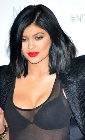 Kylie Jenner - NipAndFab Photocall in London