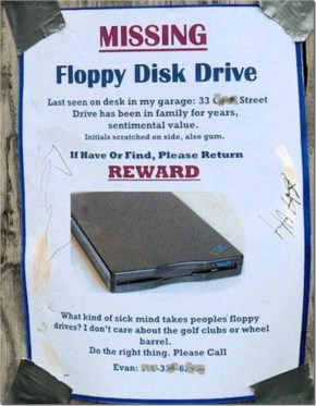 Losed Pet Floppy Disk Drive