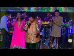 Mangal Navratri with Falguni Pathak Live : Day 2