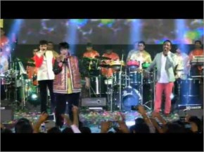 Mangal Navratri with Falguni Pathak  Live : Day 4