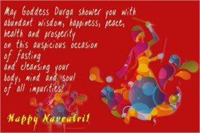 May Goddess Durga shower