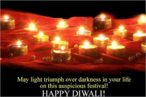 May light triumph over darkness in your life on this auspicious festival