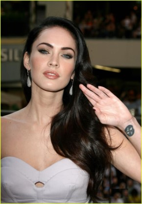 Megan Fox looking hot