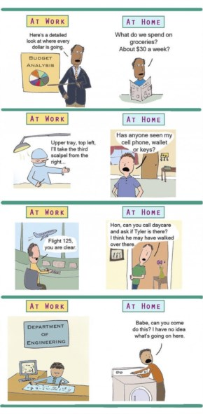 Men At Work Comics...I Can Relate To This