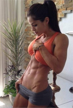 Michelle Lewin ultimate body